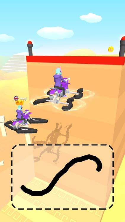 涂鸦骑士3D版 screenshot-5