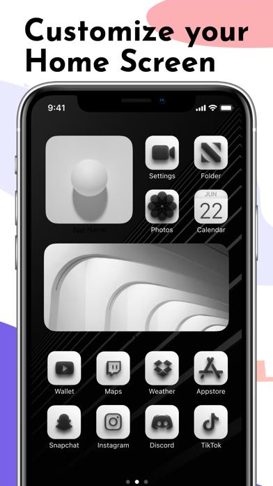 IconKit: Icon Themes Custom 14のおすすめ画像3