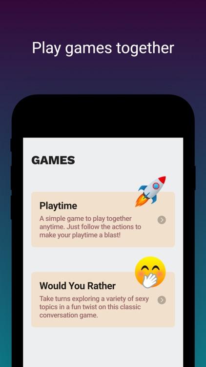Peachy for Couples screenshot-4