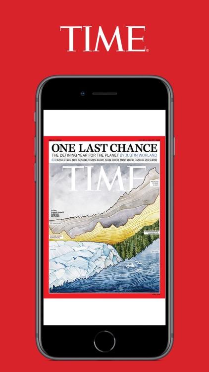 TIME Magazine Asia screenshot-0