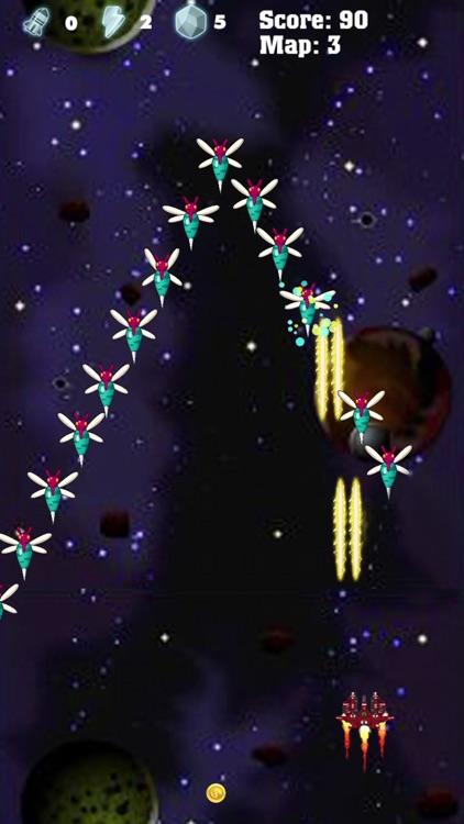 Space Attack - Alien Shooter screenshot-7