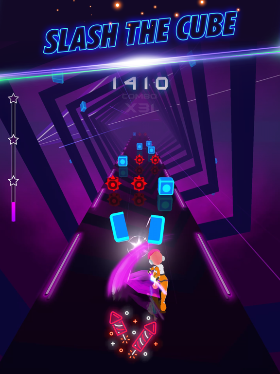 iPad Image of Beat Blader 3D
