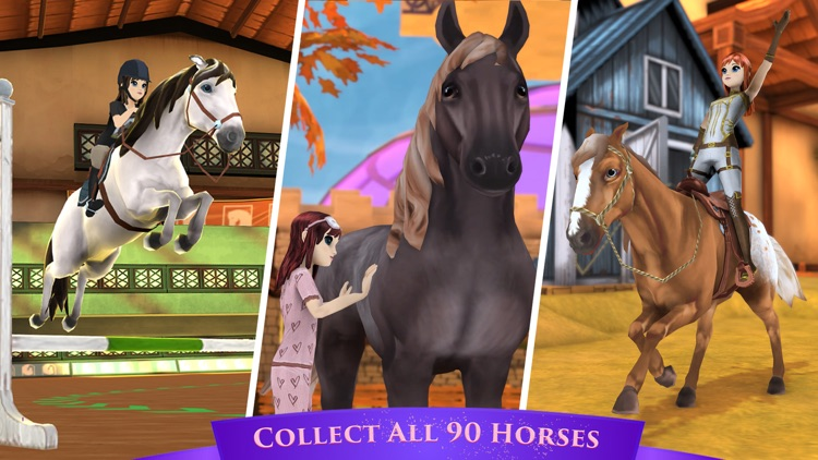 Horse Riding Tales: Wild Pony screenshot-7