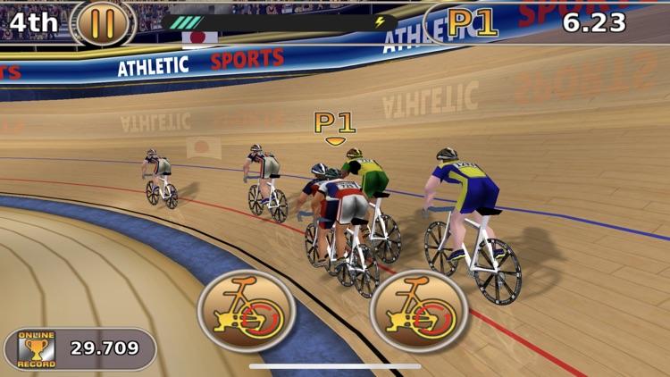 Athletics: Summer Sports screenshot-3