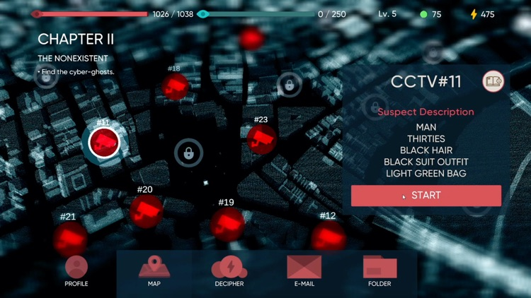 Recontact London: Cyber Puzzle screenshot-4