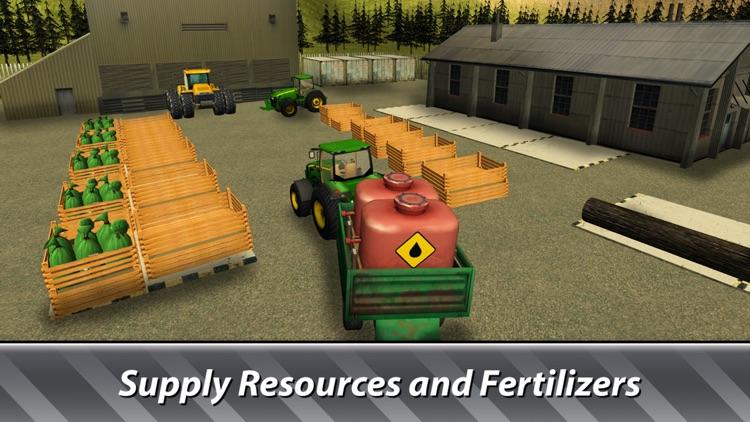 American Big Farming Simulator screenshot-3