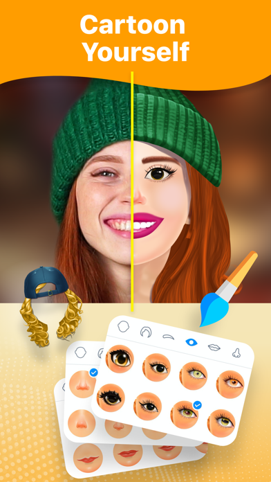 Avatar Maker Character Creator Screenshot