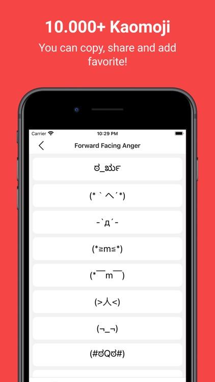 Japanese Emoticons -- Kaomoji