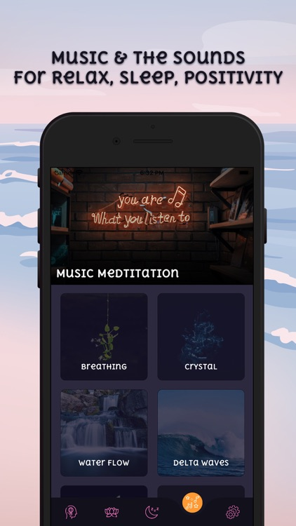 Meditation and Sleep screenshot-3