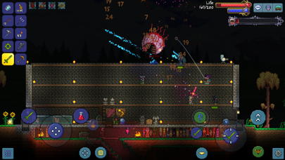 Screenshot from Terraria