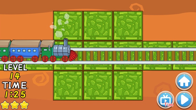 Express train rail builder screenshot-0