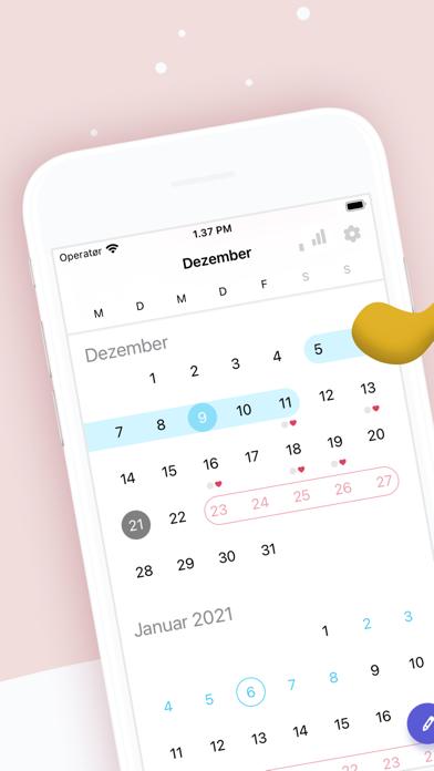 messages.download Clover: Menstruations Kalender software