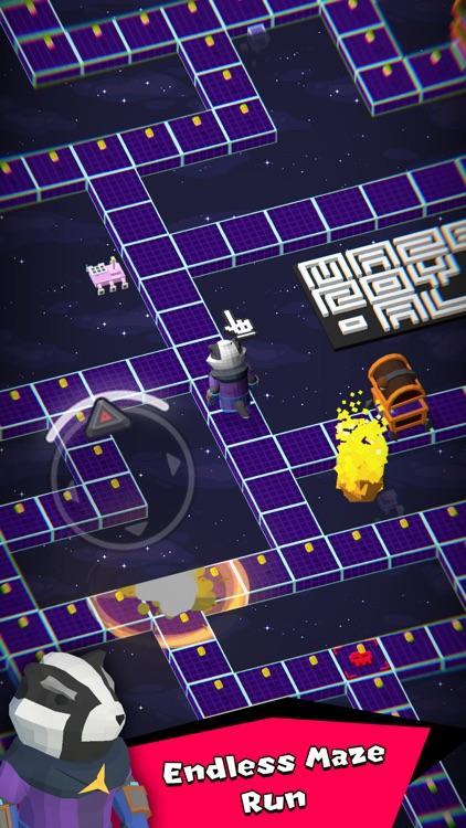 Maze Royale - Endless Runner