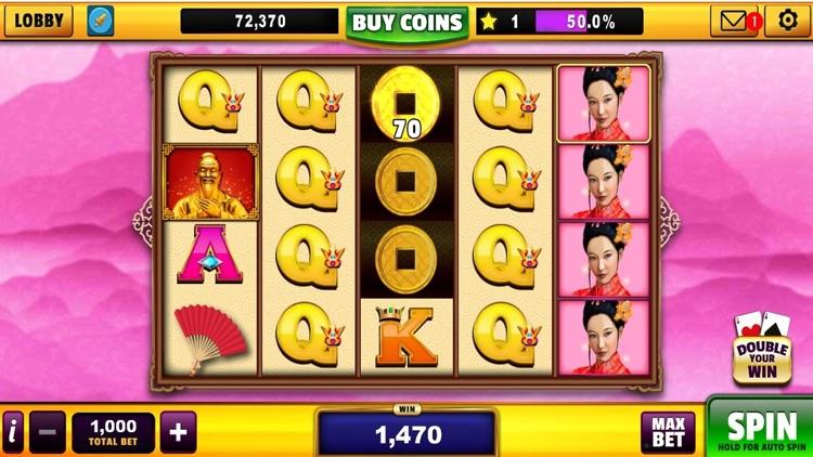 Good Fortune Slots Casino Game screenshot-6