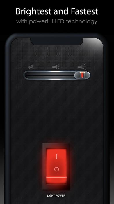 Flashlight ◯ screenshot two