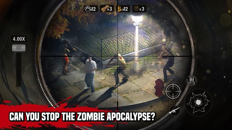 Zombie Hunter: Sniper Games