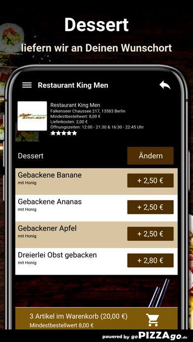 Restaurant King Men Berlin screenshot 6