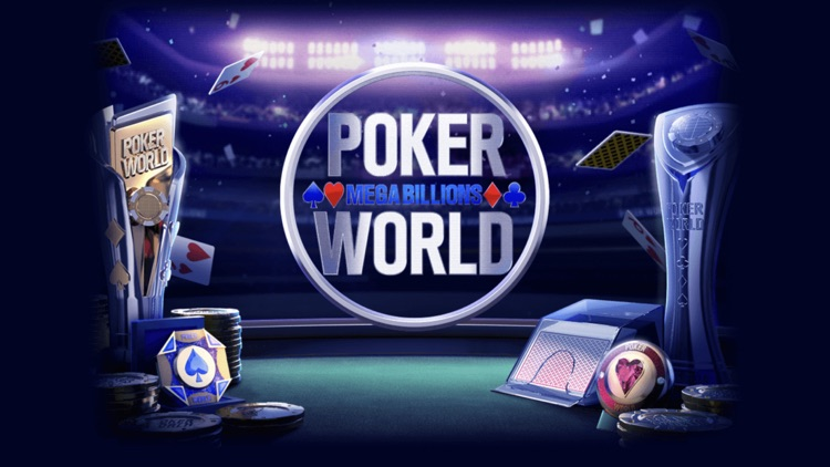 Poker World Mega Billions screenshot-5