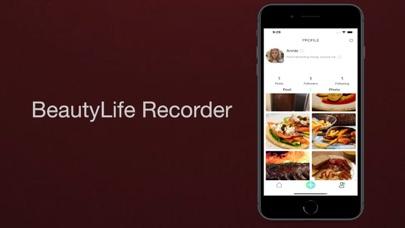 BeautyLife Recorder screenshot 4