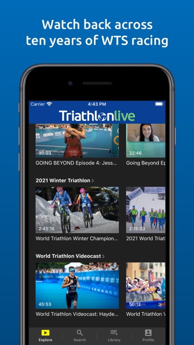 TriathlonLive - Triathlon TVのおすすめ画像3