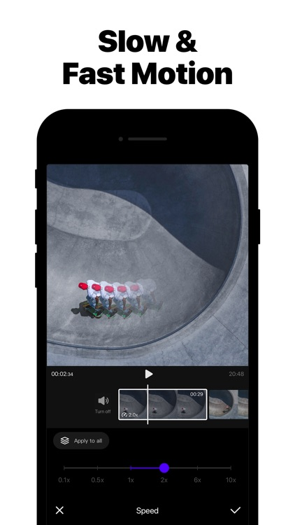 VITA - Video Editor & Maker screenshot-4