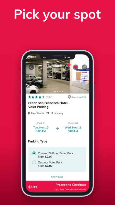 messages.download Way - Parking & Insurance App software