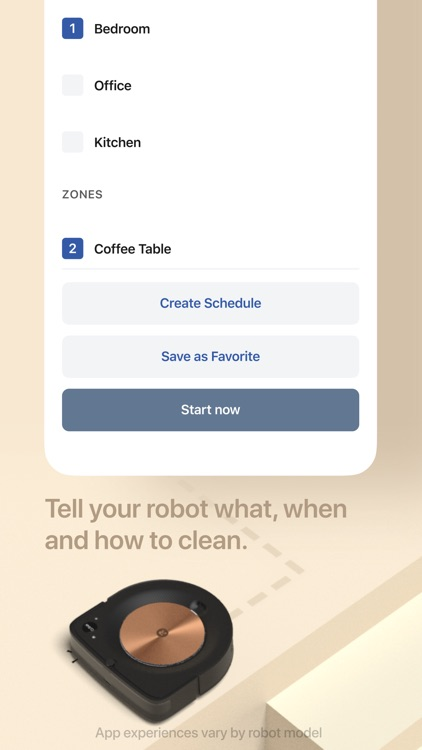 iRobot Home screenshot-3