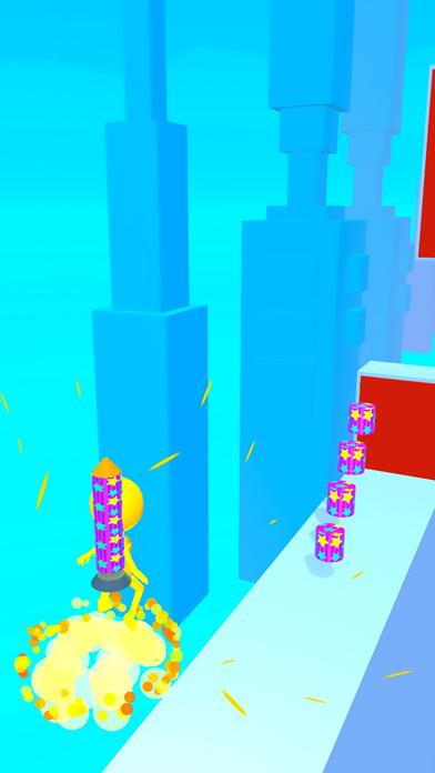 Rocket Bumper! screenshot 1
