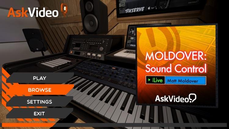 Sound Control Course for Live screenshot-0