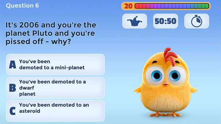 Save Farty – The Trivia Game