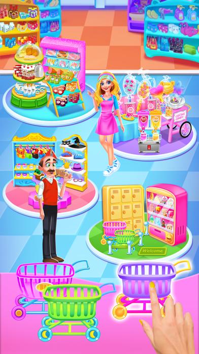 Supermarket Girl Cleanup screenshot #1