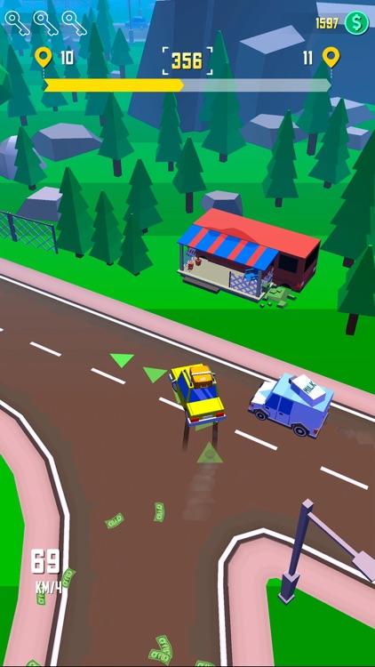 Taxi Run screenshot-0
