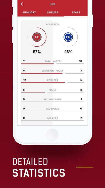 Liverpool Live – Goals & News. screenshot-6