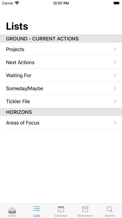 Starfish - Get Things Done screenshot-4