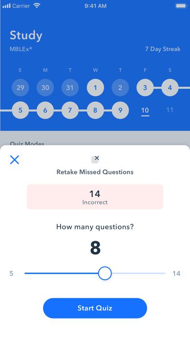 AMTA Exam PrepScreenshot of 5