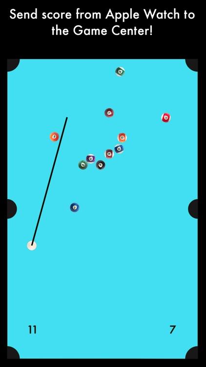 Billiard Wear - Watch Game screenshot-4