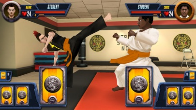 Cobra Kai: Card Fighter free Resources hack