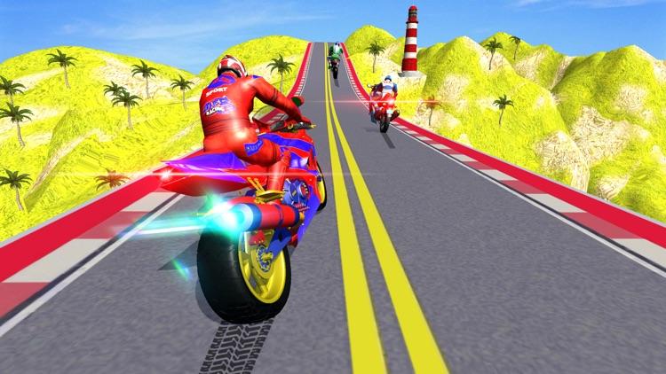 Bike Stunt Games Motorcycle