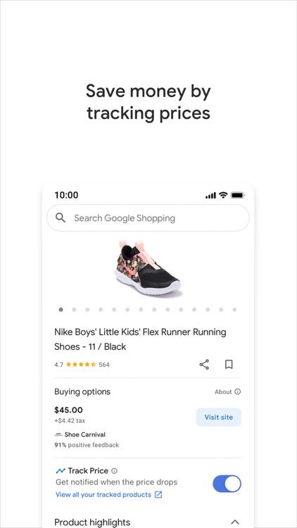Google Shopping screenshot-3