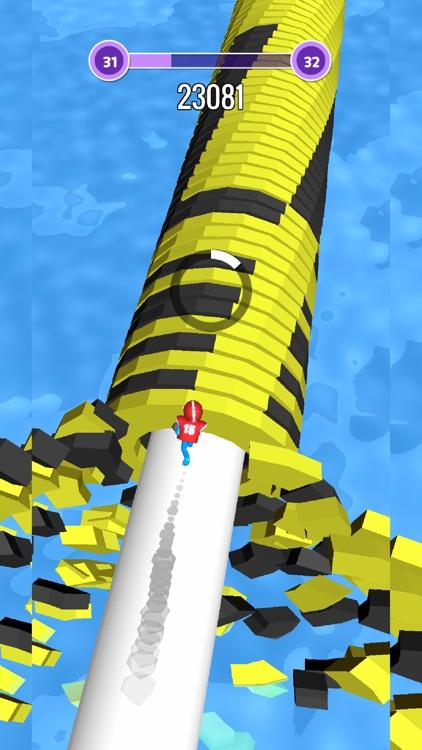 Stack Rush 3D screenshot-4