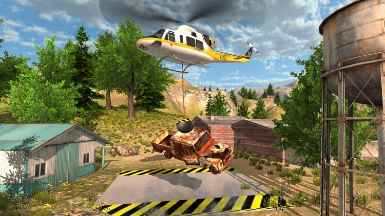 Helicopter Rescue Simulator screenshot-5