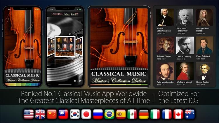 Classical Music: Masterpieces screenshot-0