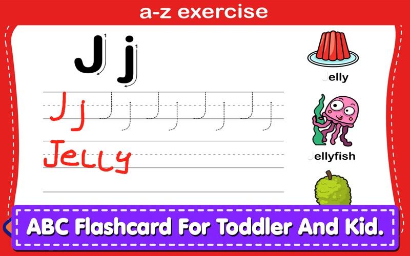 Alphabet Writing For Kids screenshot 4
