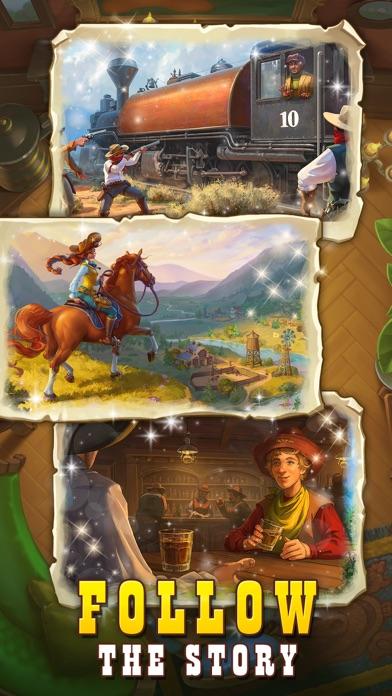Sheriff of Mahjong: Tile Match screenshot 5