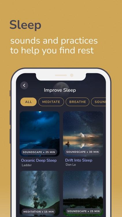 Ladder: Daily Self Care & Calm screenshot-9
