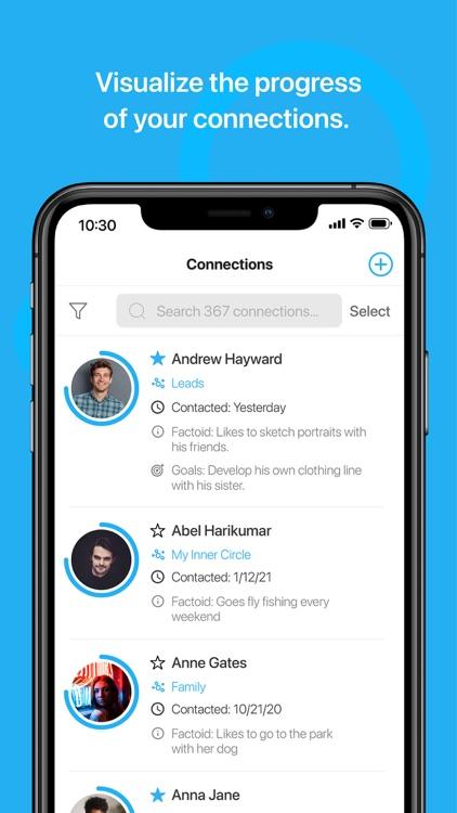Circles: Your CRM screenshot-3