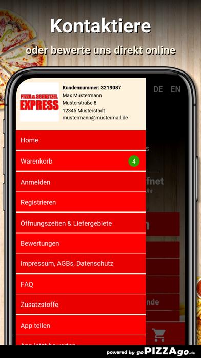 Pizza Express Friedrichsdorf screenshot 3
