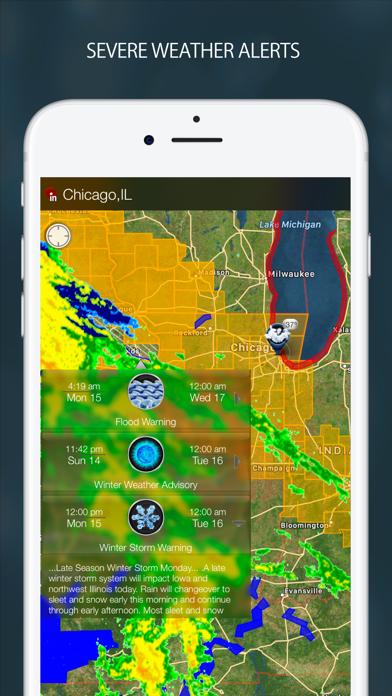 Radar HD - Radar and Alertsのおすすめ画像3