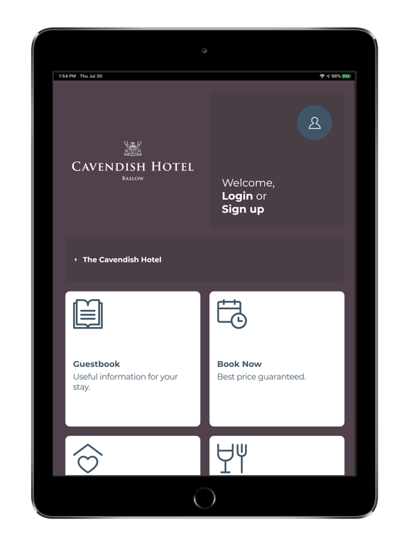Devonshire Hotels screenshot 6