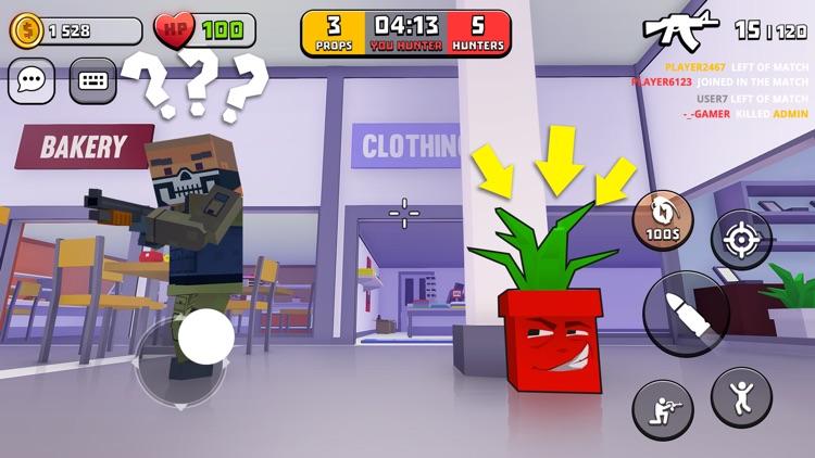 H.I.D.E. - Hide or Seek Online screenshot-0